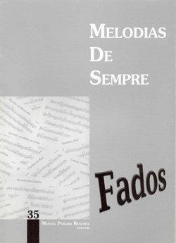 Melodias De Sempre - Vol 35 (Fados)