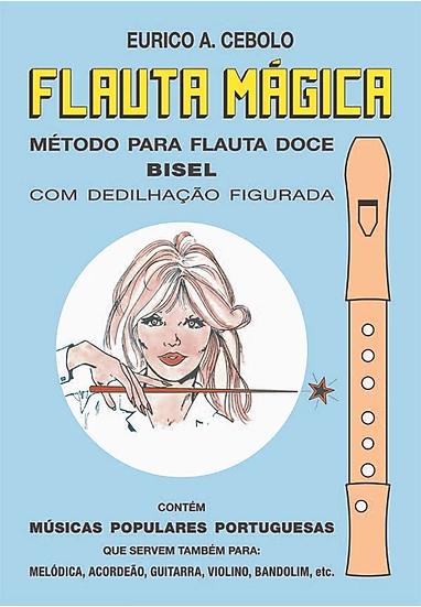 Flauta Mágica - Livro