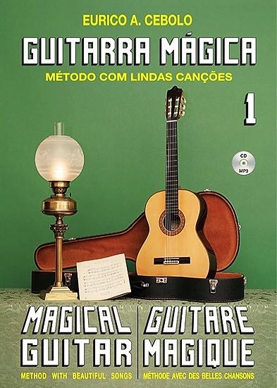 Guitarra Mágica 1 C Cd