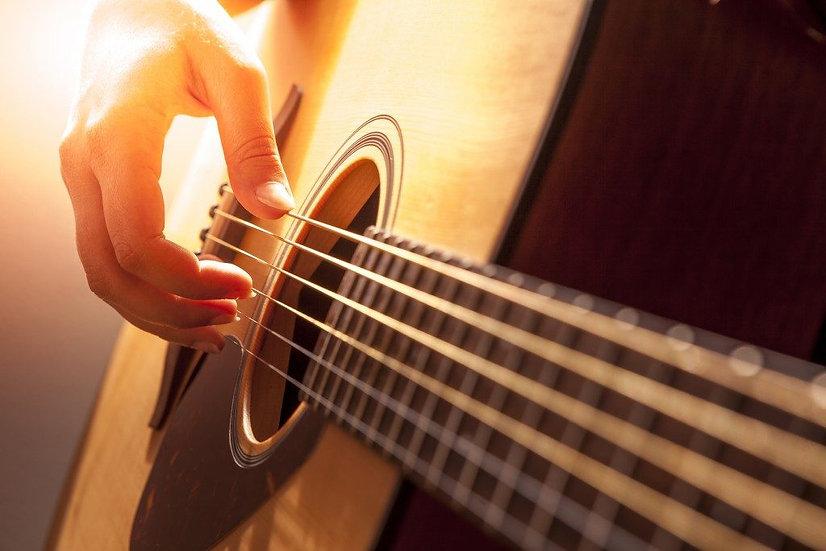 Guitarra Acustica Rockester