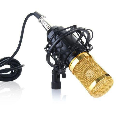 Microfones Estúdio Bm-800 Bm-800 Stagg