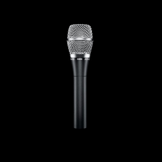 Microfone Shure Sm 86
