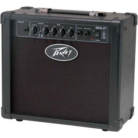 Amplificador De Guitarra Peavey Solo® Guitar Amp