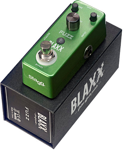 Pedal de Efeitos Fuzz BLAXX BX-FUZZ