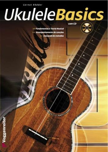Livro Ukulele Basics (Pt) - Oferta Cd