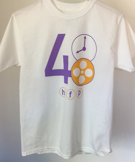 48 HFP colored logo T-shirt