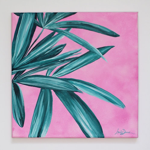 'PALM BEACH GREENS' ORIGINAL PAINTING