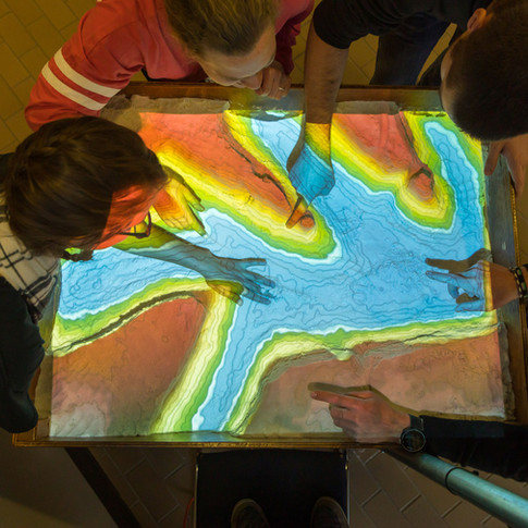 20181018 JLH Geography Sandbox Projectio