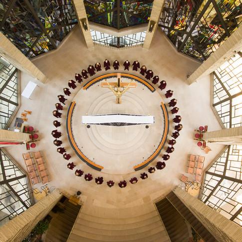 20190415 JLH Aerials Chorale in Chapel-0