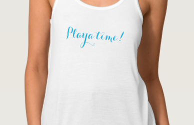 Beach Time Women's T-shirt.png