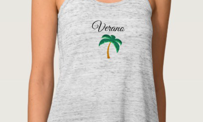 Summer Women's Racerback Tank Top