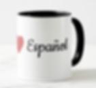 I love Spanish Coffee Mug