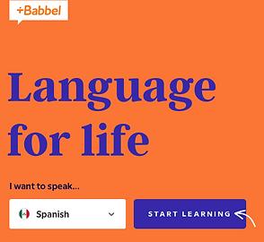 Babbel Learn Spanish