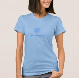 Hola Learn Spanish T-Shirt