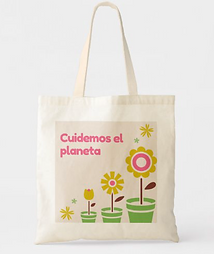 Let's Take Care of the Planet Bag