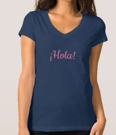 Hello Women T-shirt