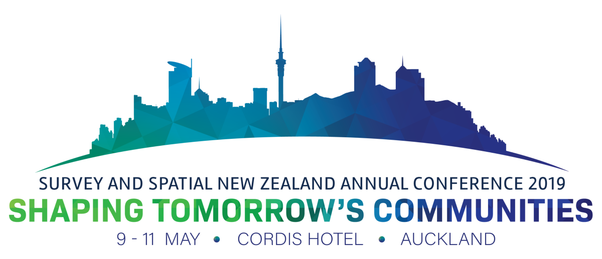 S+SNZ 130th Annual Conference 2019 | Survey and Spatial New