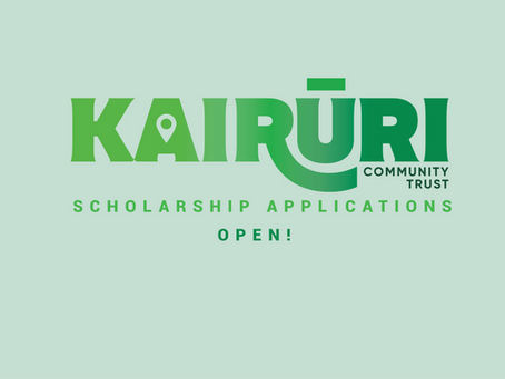 2021 Scholarship Applications Are Open!