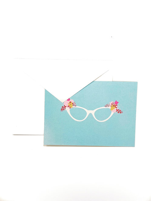 CAT EYE NOTE CARDS