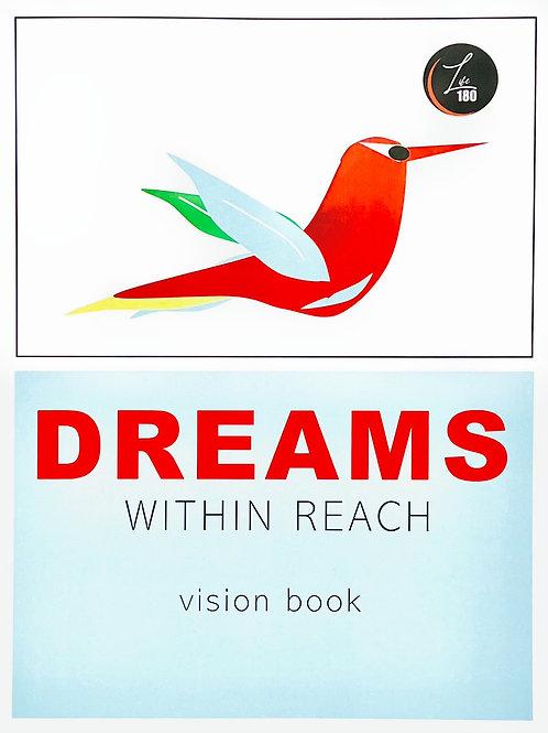 DREAMS WITHIN REACH VISION BOOK