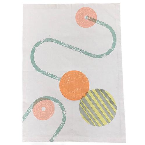 Component Tea Towel