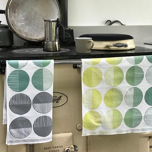 'Stripe' Tea Towel