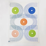 U.Dot Component Tea Towel