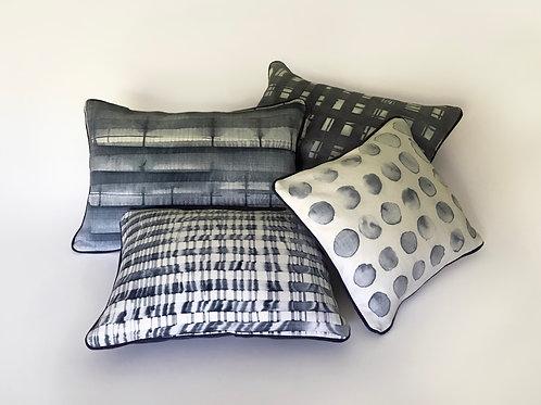 Fluid Oblong Cushions (set of 4)