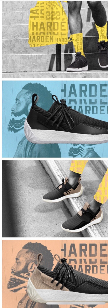 adidas - Harden L2