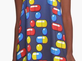 Dr.M's Medicine Dress