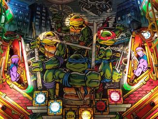 Teenage Mutant Ninja Turtles by Data East