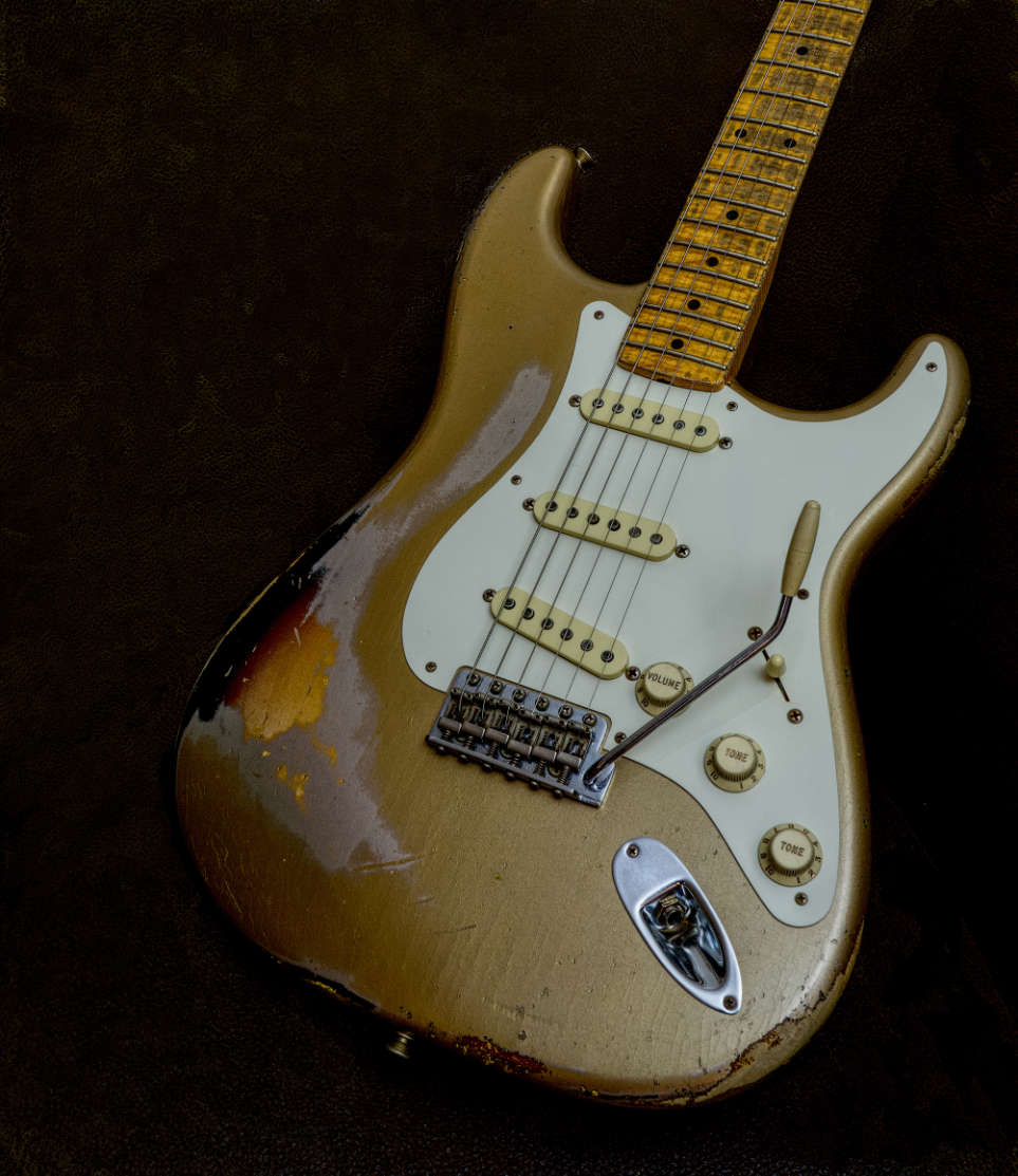 Todd Krause '57 Stratocaster Relic