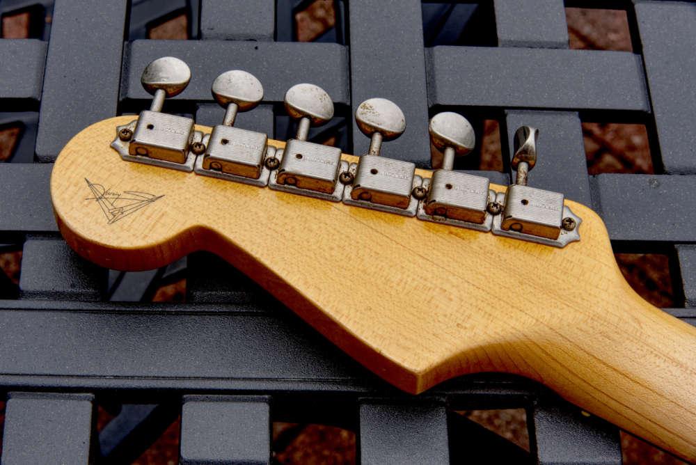 Yuriy Shishkov '63 Journeyman Stratocaster signature