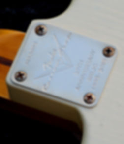 Fender Anniversary Stratocaster 2015 Mary Kaye Relic Custom Shop