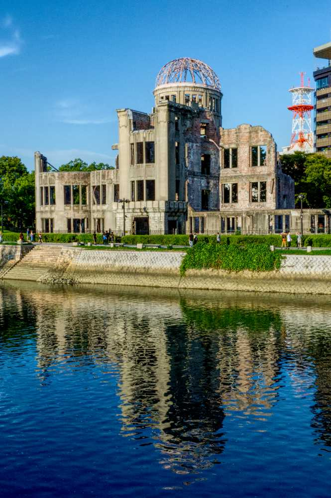 The Atomic Dome Hiroshima