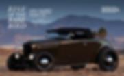 J.Ukrop Joey Ukrop Rodder's Journal Rodders Journal Hollenbeck AMBR 1932 Ford Roadster