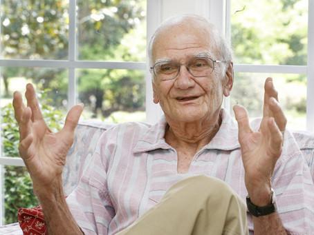 Bill Blake: VCU Professor Emeritus Mix of Preacher and Teacher