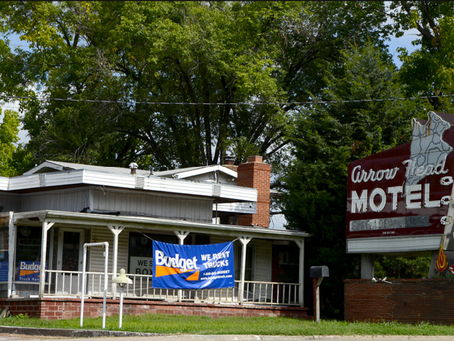 The Arrow Head Motel Remains Historic Fixture in Columbia