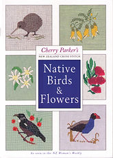 Cherry Parker's Native Birds and Flowers book