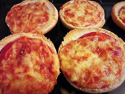 Easy Pizza Sub recipe