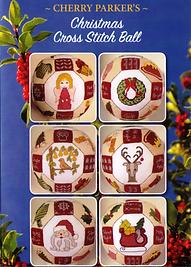 Cherry Parker's Christmas Cross Stitch b
