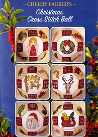 Cherry Parker's Christmas Cross Stitch b