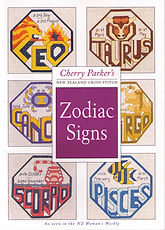 Cherry Parker's Zodiac Signs book