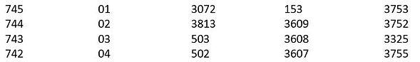 DMC numbers.JPG