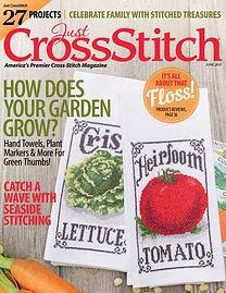 Just CrossStith magazine April 2021