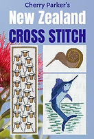 NZ Cross Stitch book