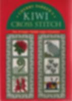 Cherry Parker's Kiwi Cross Stitch book