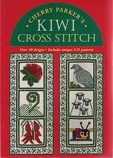 Kiwi Cross Stitch by Cherry Parker