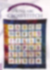Cherry Parker's Kiwi ABC cross stitch book