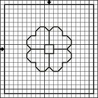 15 sided Biscornu flower.jpg